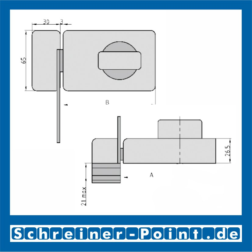 Regalwinkel Eisenwinkel 7x14cm für Treibholz Regal Wandboard Strandholz Ablagbre
